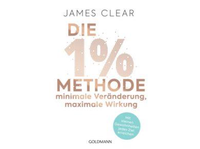 Cover von die 1% Methode