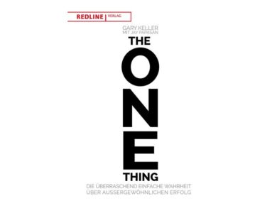 Cover von The One Thing