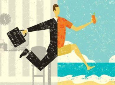 mit Frugalismus weniger arbeiten und die Freizeit genießen