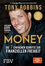 buchcover money die 7 einfachen schritte zur finanziellen freiheit