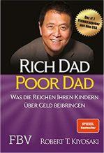 buchcover rich dad poor dad