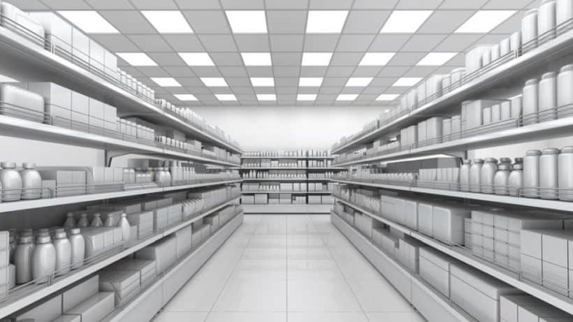 Macht die große Auswahl im Supermarkt und der maßlose Konsum glücklich?