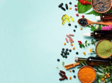 Pflanzen und Kräuter spielen in der veganen Ernährung eine wichtige Rolle.